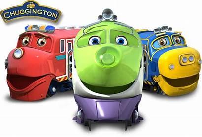 Chuggington Disney Junior Coming Tv Gambar Animated