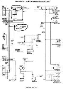 Chevy Blazer Headlights High Beam Electrical