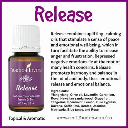 Essential Oil Release Living Young Oils Emotional