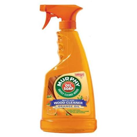 wood cleaning spray murphy s oil 22 oz wood furniture cleaner 01030 the home depot