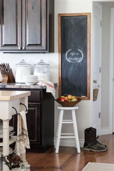 oversized diy chalkboard sign diy chalkboard decor diy