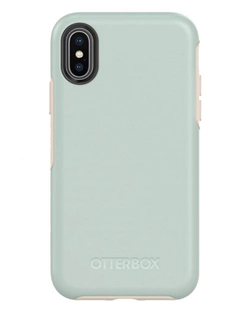 otterbox iphone otterbox symmetry for iphone x muted waters