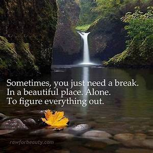 Sometimes you just need to take a break | Quotes | Pinterest