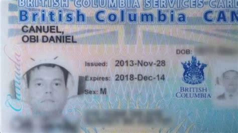 bc pastafarian loses drivers licence  holy