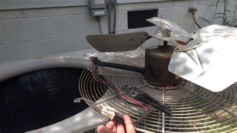 ac condenser fan motor replacement aftermarket condenser fan motor wiring wiring diagram