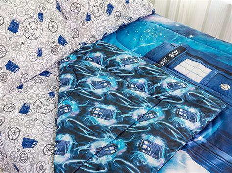 doctor who comforter doctor who gallifrey bedding set