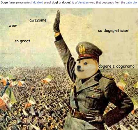 Know Your Meme Doge - image 595085 doge know your meme