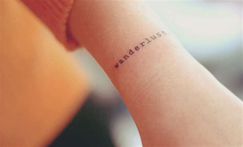 Minimalist Tattoo Ideas For You This Season