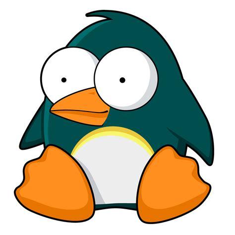 cartoon transparent cartoon penguin clipart transparent cliparts co