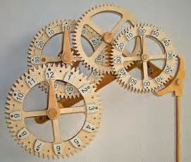 clock plans woodworking awesome orange 25 best ideas about wooden gears on wooden