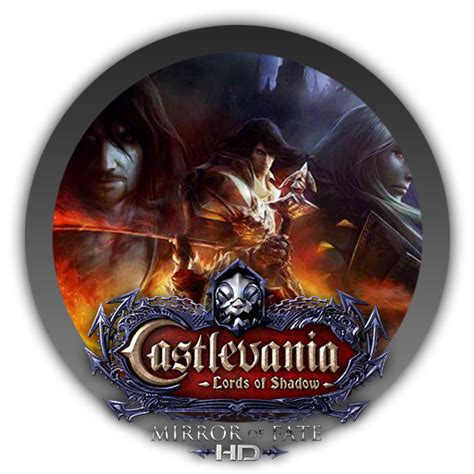 Castlevania Los Mirror Of Fate Hd Icon By Blagoicons On