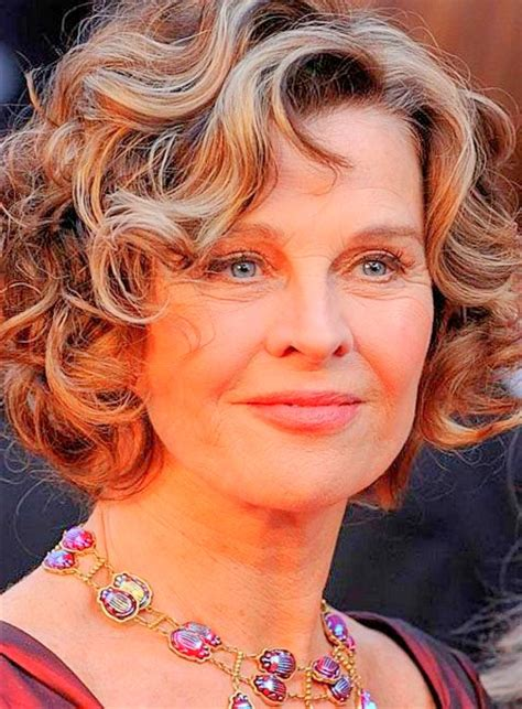 curly hairstyles for older women elle hairstyles