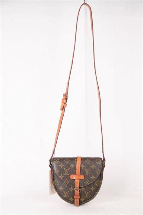 louis vuitton vintage monogram canvas chantilly pm messenger bag  sale  stdibs