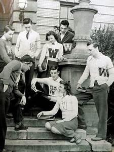 retro rover vintage collectables letterman sweaters With vintage college letter sweater