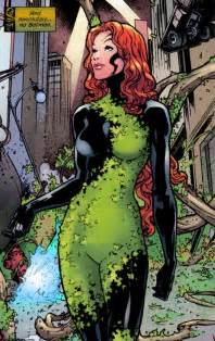Poison Ivy Comic Book