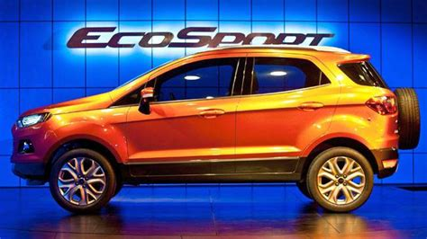 Ford Ecosport Compact Suv At ,000