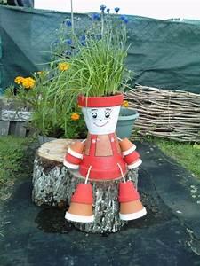Pot En Terre Cuite Pas Cher : pot de fleur terre cuite jardin sur enperdresonlapin ~ Dailycaller-alerts.com Idées de Décoration