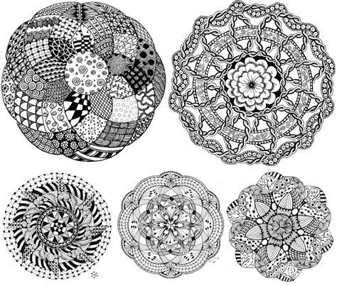 disegni semplici da fare con gli acquerelli di tutto e di piu gli zentangle