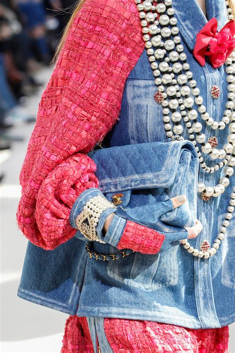 chanel fallwinter  runway bag collection spotted fashion