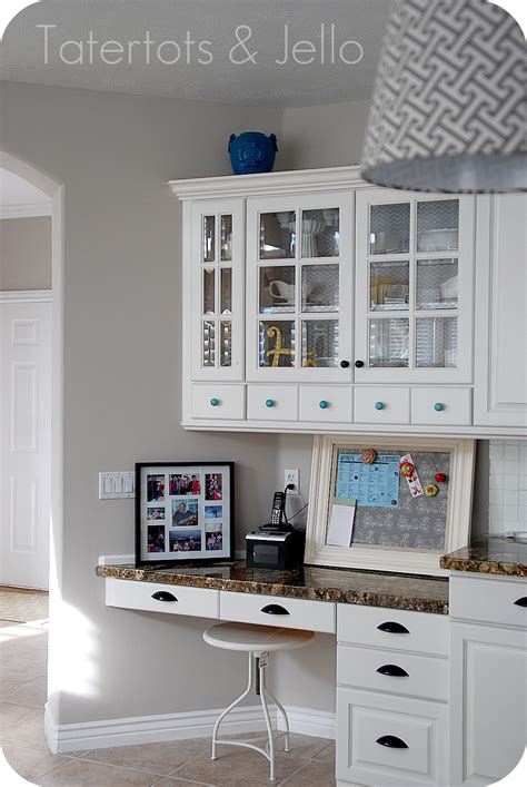 kitchen cabinet desk kitchen remodel project diy kitchen cabinet update with 2463