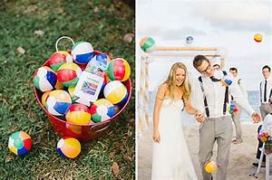 non traditional beach wedding ideas to escape the cliches With non traditional wedding ideas