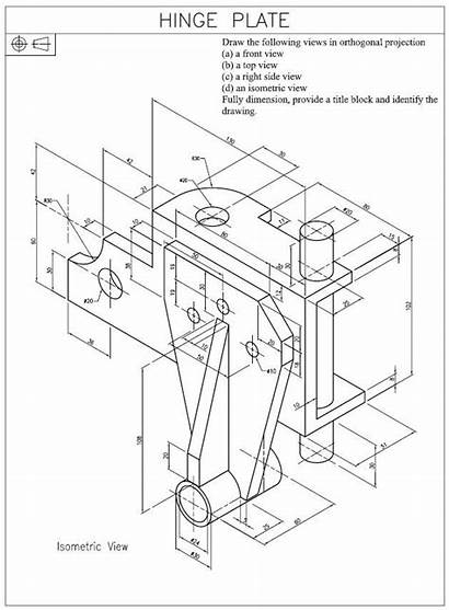 Drawing Drawings Engineering Technical 3d Cad Symbols