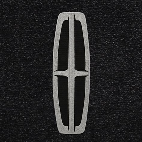 Auto Floor Mat by Custom Fit Lincoln Logo Floor Mats For All Lincoln Cars