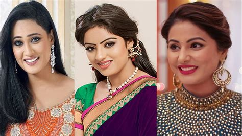 Top 10 Beautiful Tv Actresses On Star Plus Youtube
