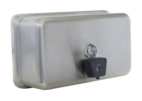 bathroom battery operated soap dispenser wall mount