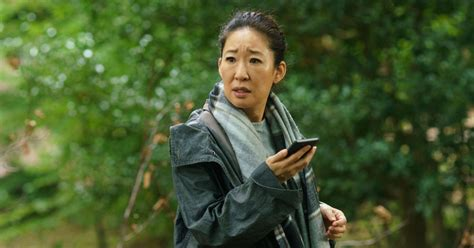 sandra oh on killing eve killing eve is doing something tv shows rarely do anymore