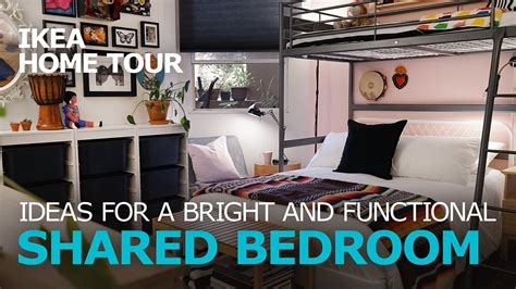 Shared Bedroom Ideas  Ikea Home Tour (episode 306) Youtube