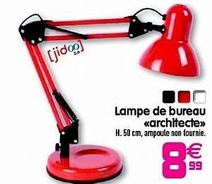 Lampe De Bureau Architecte : gifi promotion jidoo lampe de bureau architecte produit ~ Dailycaller-alerts.com Idées de Décoration