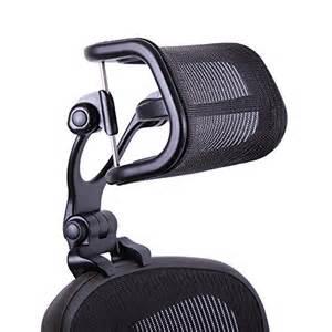 herman miller aeron headrest heavy duty office chairs