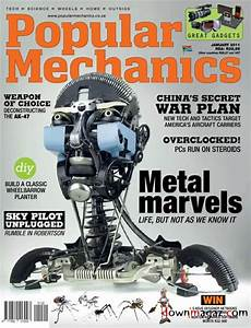 Popular Mechanics South Africa - January 2011 » Download ...