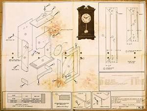 Clockit Wall Clock PL-20 - Airplanes and Rockets
