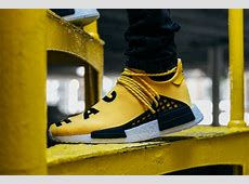 Another OnFeet Look At The Pharrell x adidas NMD Human