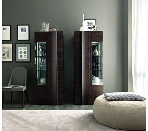 Display Cabinet Modern by Dreamfurniture Armonia Modern Display Cabinet
