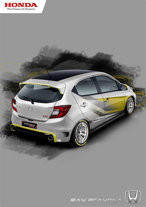 Honda Brio Modification by Ini Dia Finalis Kontes Honda All New Brio