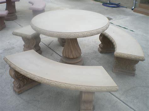 concrete patio sts concrete cement colored patio picnic table with