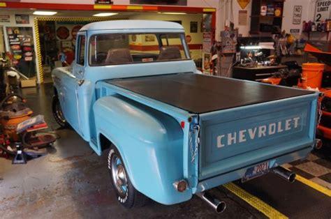 big window chevrolet pick  truck