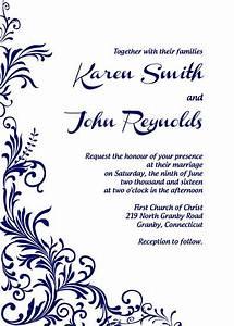 218 best wedding invitation templates free images on With free e wedding invitations templates