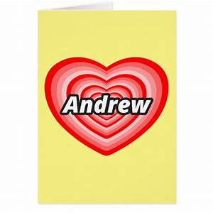 I love Andrew Card | Zazzle