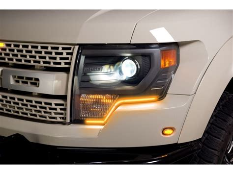 daytime running lights putco led dayliners switchback daytime running lights