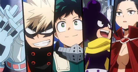 My Hero Academia Season 5 gets official release date and a ...
