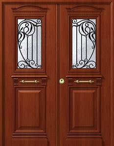 Puertas blindadas de aluminio macizo Aluminco