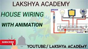 House Wiring With Animation