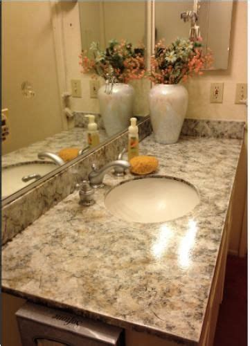 engineered granite overlay countertops budget friendly
