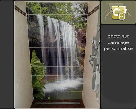fresque murale salle de bain photo sur carrelage fresque murale salle de bains carrelage photo fresques personnalisees
