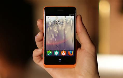 firefox os to make hardware debut with keon and peak developer preview smartphones techcrunch
