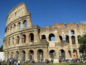 The Colosseum Rome U2019 The Most Famous Building Of The